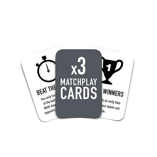 MatchPlay Cards - 3 Deck Bundle
