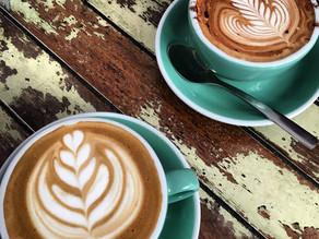 Coffee shops and learning environments, what have they got in common?