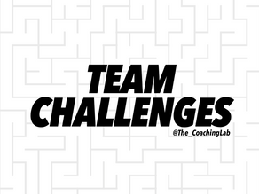 Using Team Challenges