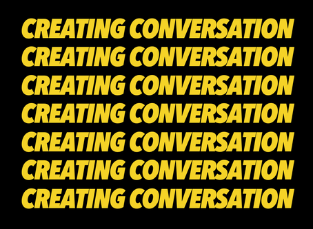 How to create great conversation