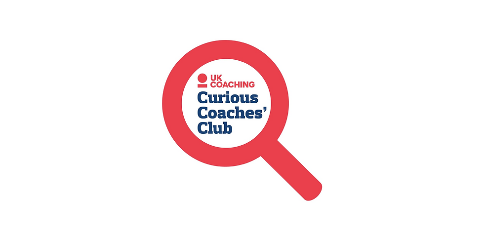 Curious Coaches' Club: Coaching Using Games