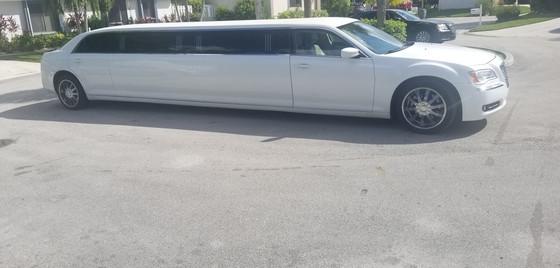 12 Passenger Chrysler