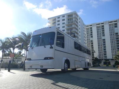 37 Passenger Party Bus