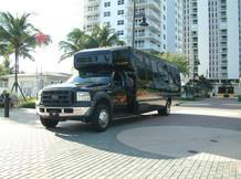 27 Passengers Party Bus