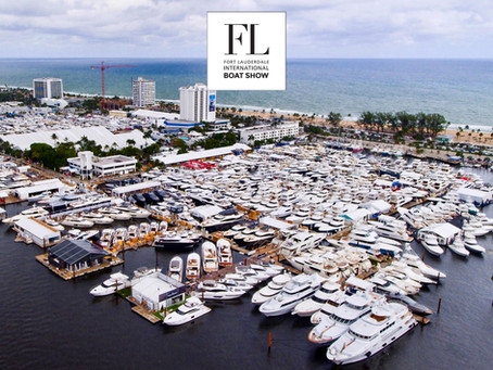Boat Show Finally Here See You There