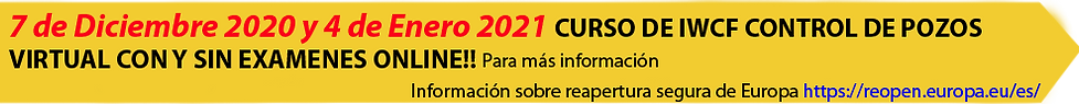 Banner Virtual Course (Spanish) 7 Dic y