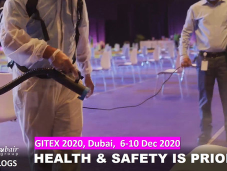 GITEX 2020: BE SAFE, BE THERE