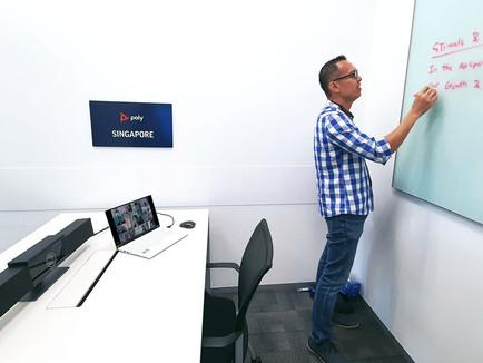 POLY STUDIO USB powers hybrid classrooms