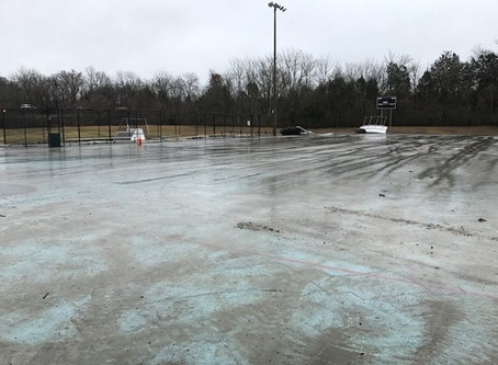 Update on Rink's Surface