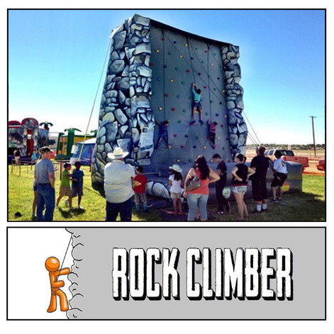 Rock Cimbing Wall