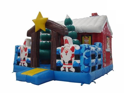 Santa's Workshop Bounce House Inflatable