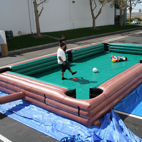 Soccer Pool Game