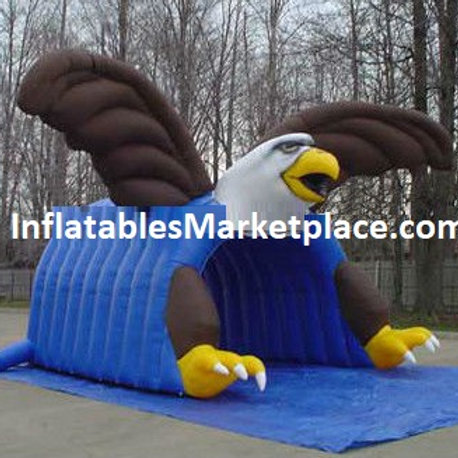 Custom Sports Mascot & Entry Archway Inflatable