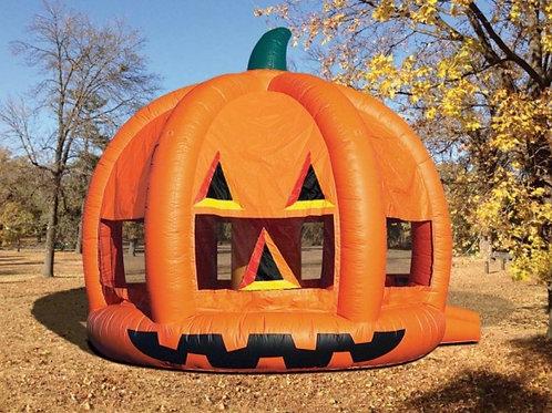 Giant Pumpkin Bounce House Inflatable