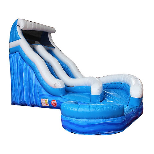 Big Wave Water Slide