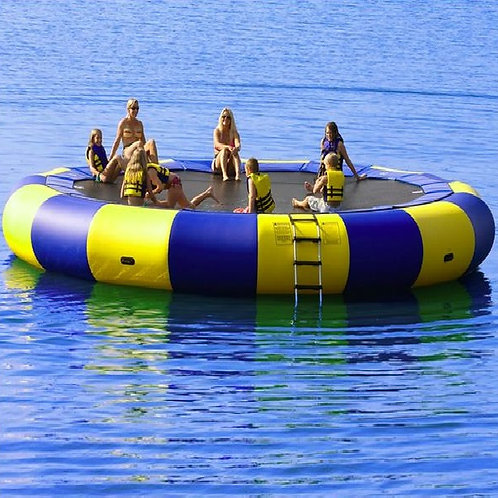 Floating Inflatable Trampoline