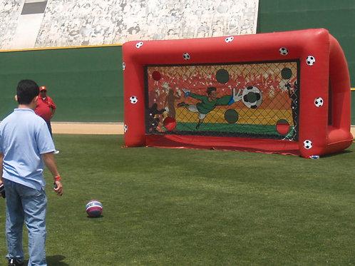 Soccer Skills Game