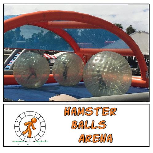 Human Hamster Balls $5