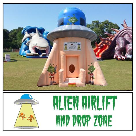 Alien Airlift Drop Zone