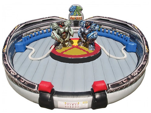 Air Bots Inflatable Battle Game