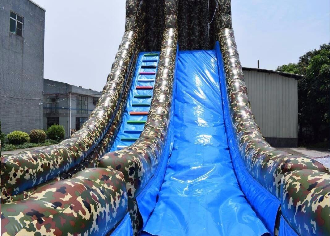 Camo Zip Slide