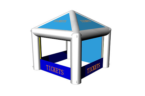 Custom Inflatable Ticket Booth