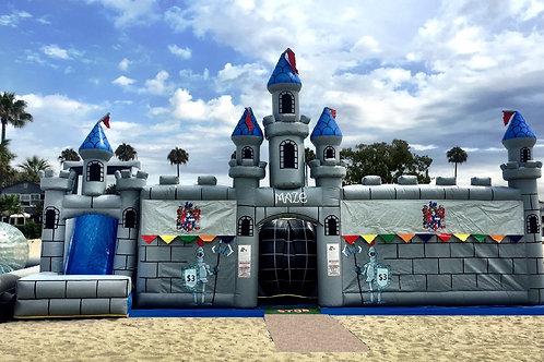 Castle Maze with Slide