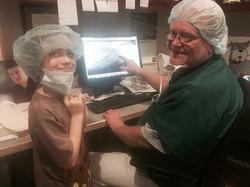 Dr Westfield and Doogie