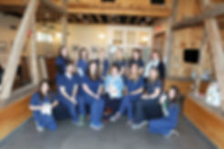 Hunterdon Hills Animal Hospital team