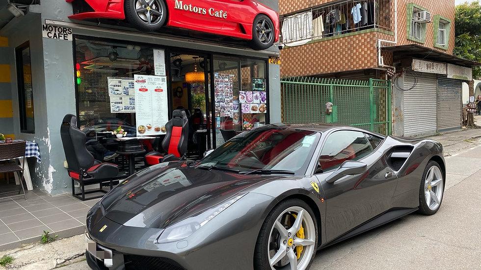 2017 Ferrari F488 GTB