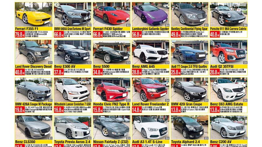 Cars for sell 2021 June updated