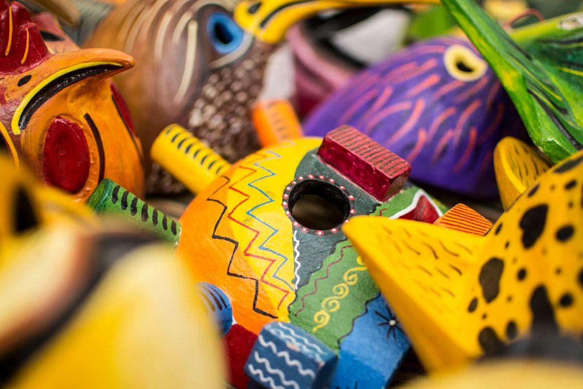Máscaras de Otavalo