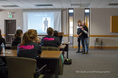 60 Minute Self Defense Workshop