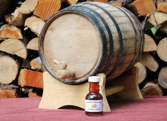 Bourbon Barrel Aged Maple Syrup - 100 ml -Qty3