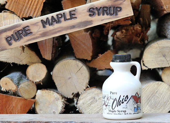 100% Pure Maple Syrup - Pint - Qty of 2