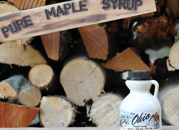 100% Pure Maple Syrup - 1/2 Pint - Qty of 6