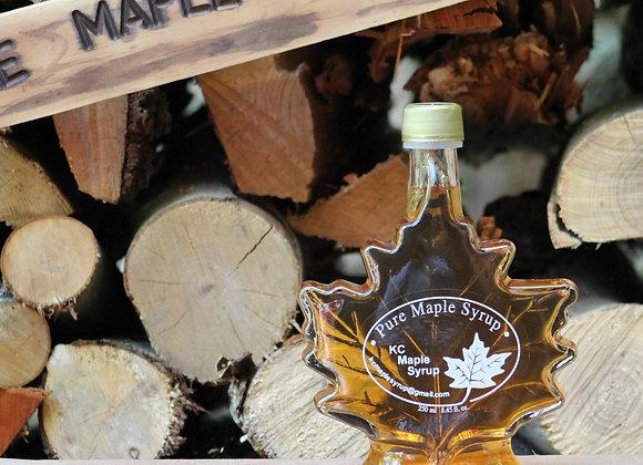 Glass Maple Leaf - 250 ml - Qty 4