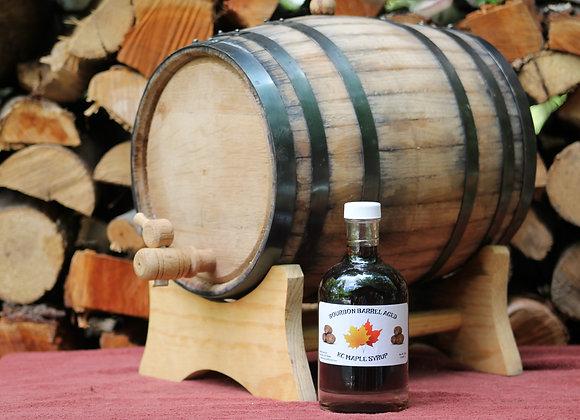 Bourbon Barrel Aged Maple Syrup - 375 ml