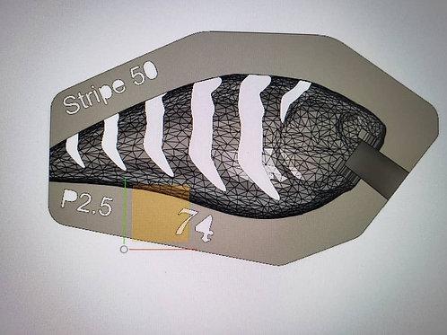 P2.5 Stripe 50