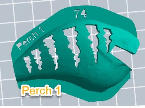 S Crank Perch 1 stencil