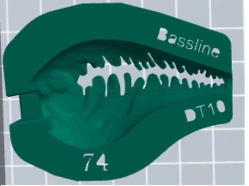 DT10 Bassline pattern