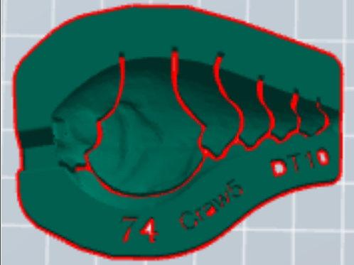 DT10 Craw 5 pattern