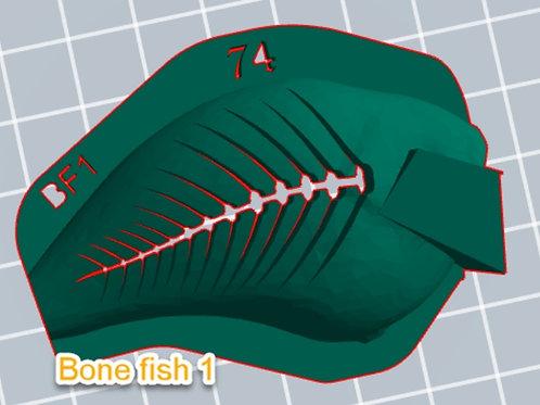 S Crank bonefish 1 stencil