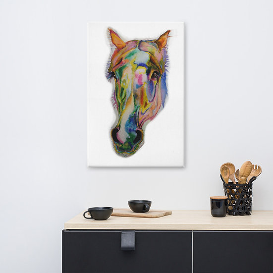 chic boutique style vogue hotel horse wall art contemporary modern interior sarnia cherie