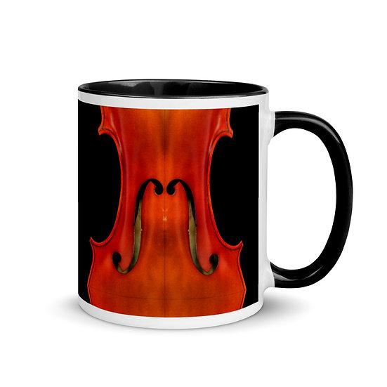 cello cellists musician musical gift mug dominartist tale teller club