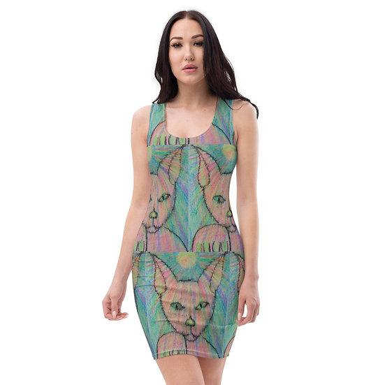 Cat Dress by Zane Jafari at the Dominartist Shop