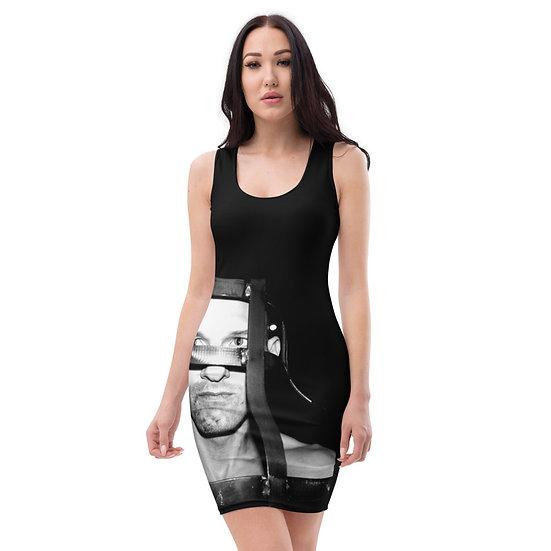 dress art by Dominartist funded by future's venture modern art catwalk
