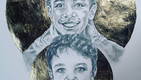 Commission Portraits in Precious Metals by Charles Frinton