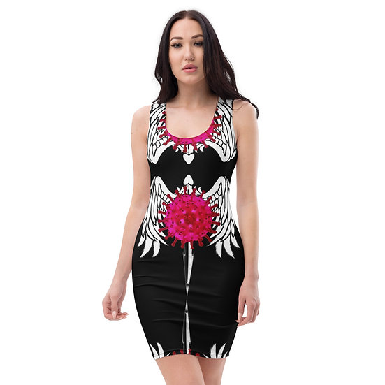 Lockdown 2020 dress limited edition by Dominartist™