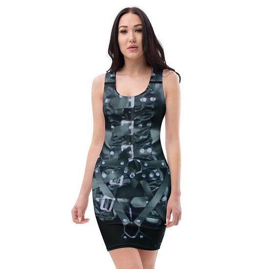 Dominatrix Bondage Dress limited Edition
